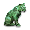 Poe2 figurine jade tiger icon.png