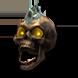 Poe2 pet concelhauts skull icon.png