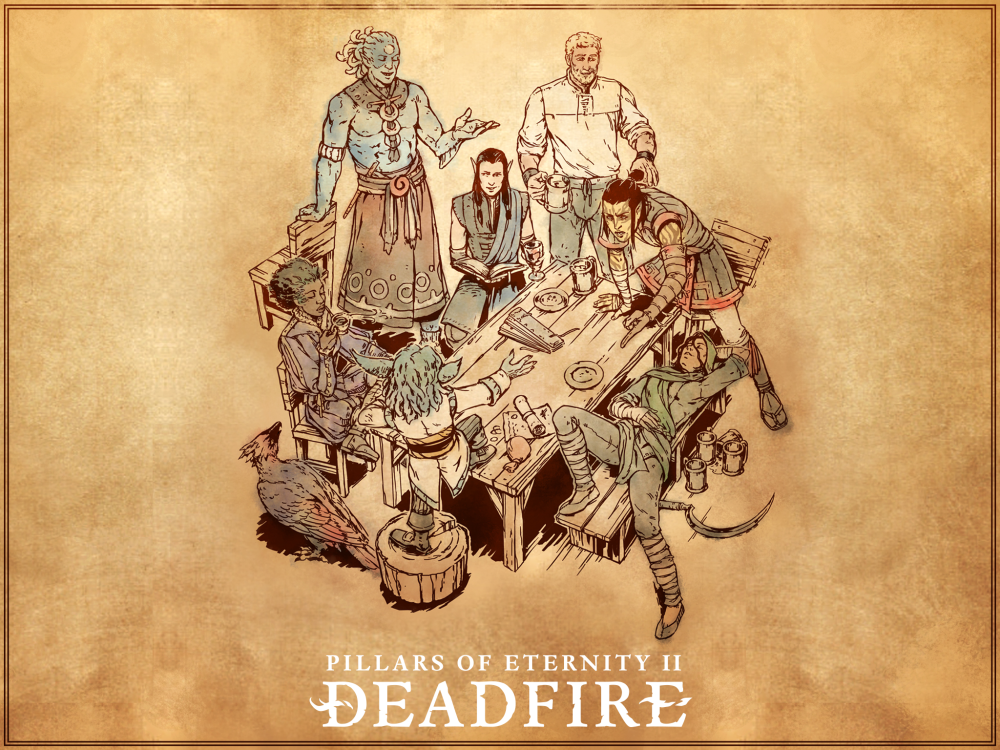 Companions (Deadfire) - Official Pillars of Eternity Wiki