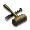 Poe2 hammerChisel icon.png