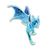 Poe2 pet space bat icon.png