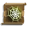 Poe2 scroll of binding web icon.png