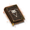 Poe2 grimoire zahndethus dragonscale icon.png