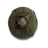 Poe2 small shield outworn buckler icon.png