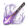 Poe2 wand exceptional icon.png