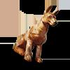 Poe2 figurine battered dog icon.png