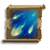 Poe2 scroll of storm of holy fire icon.png