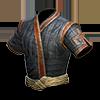Poe2 padded armor rauatai icon.png