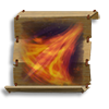 Poe2 scroll of fan of flames icon.png