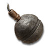 Poe2 gunpowder bomb icon.png