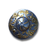 Poe2 shield small exceptional icon.png