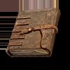 Poe2 grimoire battle worn icon.png