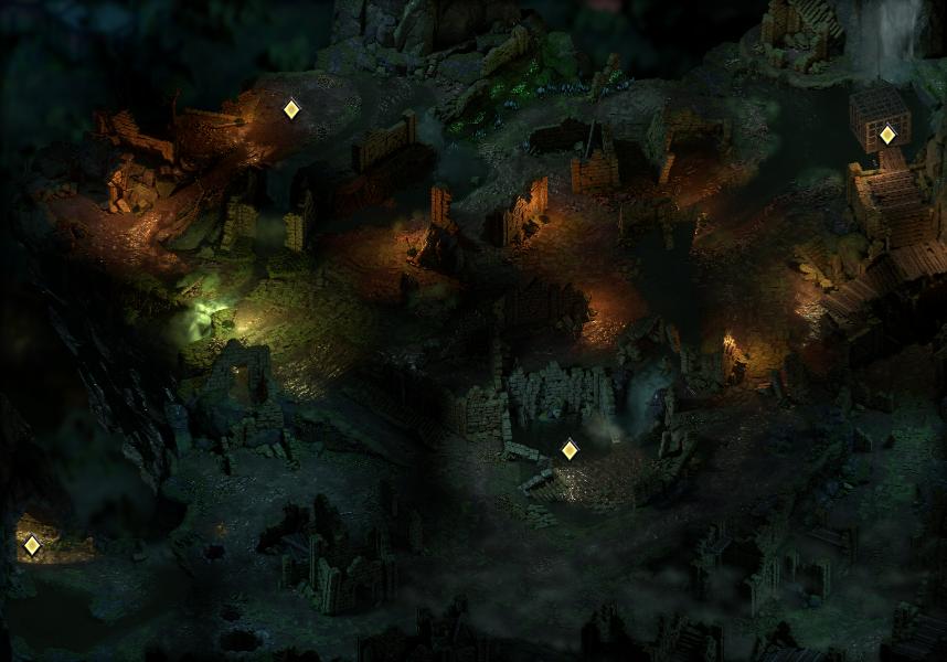 Pillars Of Eternity Karte.Old City Official Pillars Of Eternity Wiki