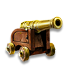Poe2 Ship Cannons Royal Bronzer Icon icon.png