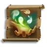 Poe2 scroll of kalakoths minor blights icon.png