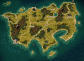 Pillars Of Eternity World Map Complete.Maje Island Official Pillars Of Eternity Wiki