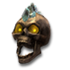 Concelhaut's Skull