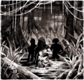 RE si uncharted 12 witch cave kith swamp.png