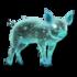 Miniature Giant Space Piglet