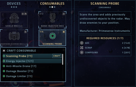 Crafting - Official Everspace Wiki