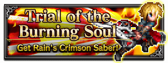 Trial of the Burning Soul