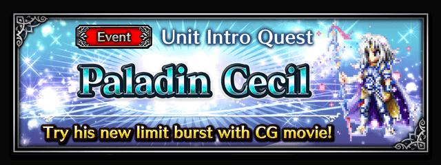 Paladin Cecil