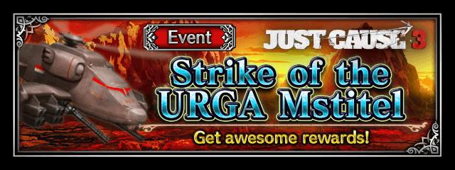 Strike of the URGA Mstitel