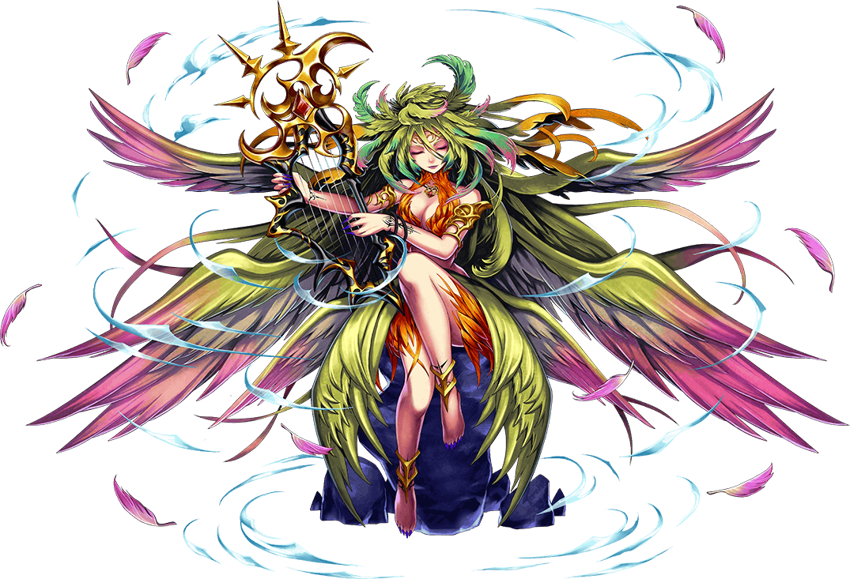 Artwork of Siren