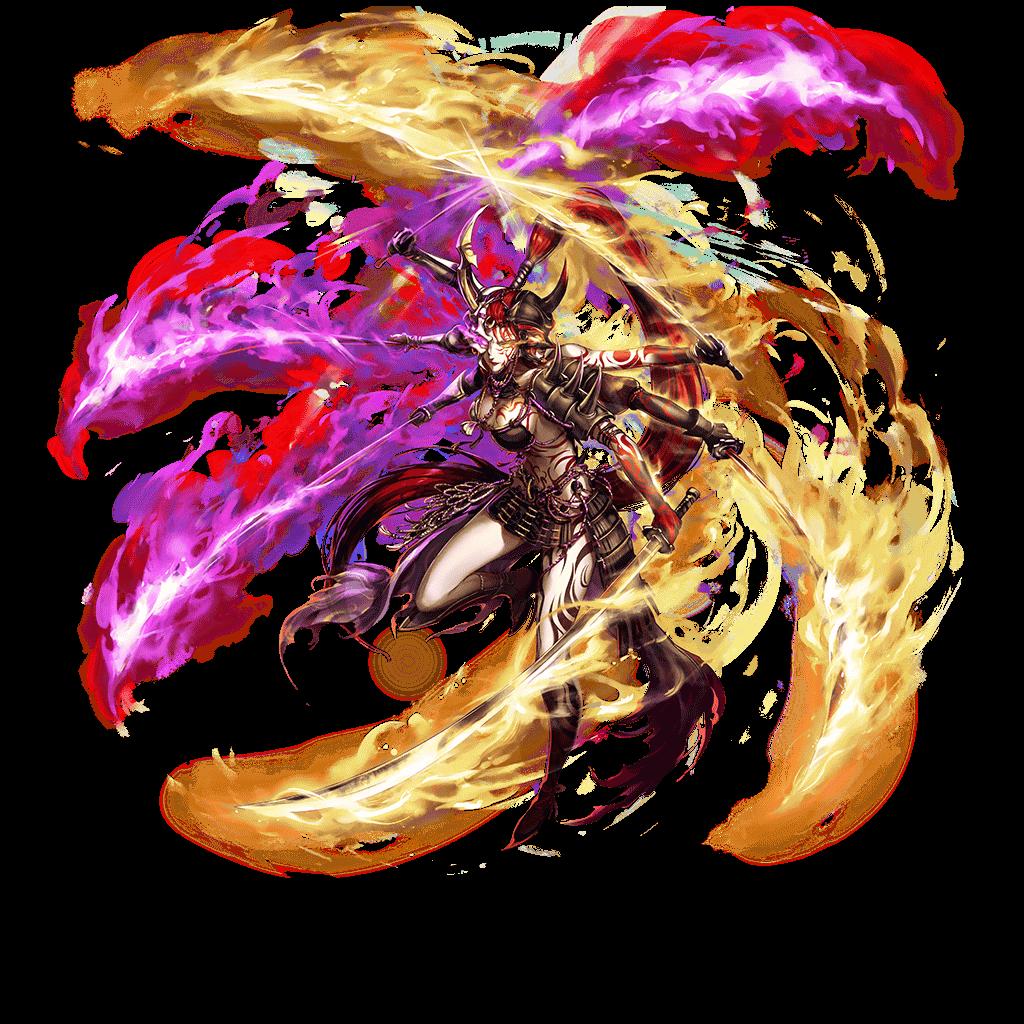 Artwork of Asura
