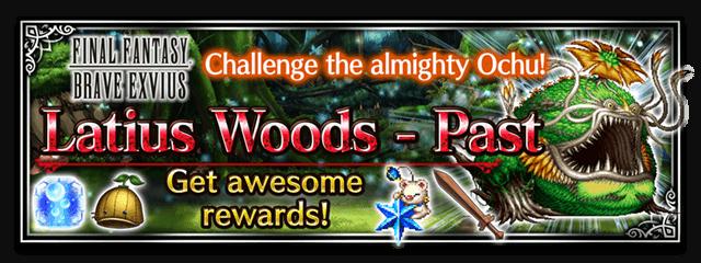 Latius Woods - Past