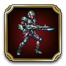 Aldore Enhanced Assault Soldier