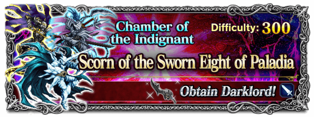 Scorn of the Sworn Eight of Paladia