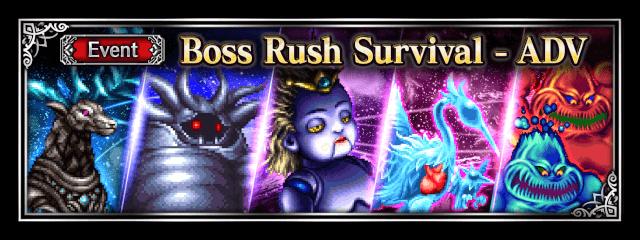 Boss Rush Survival - ADV