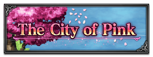 The City of Pink