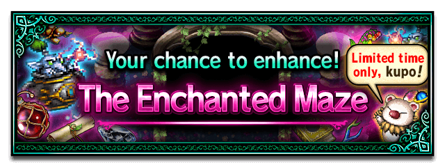 The Enchanted Maze