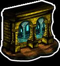 Gigantic Underground Ruins