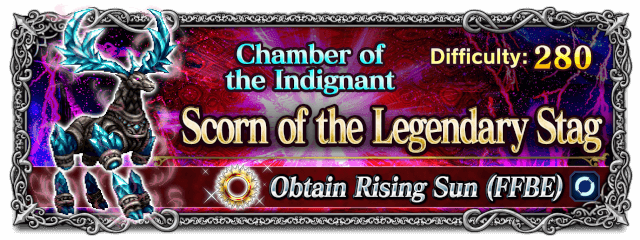 Scorn of the Legendary Stag
