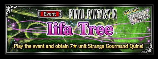 Iifa Tree