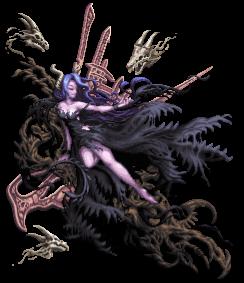 Atë, Goddess of Ruin
