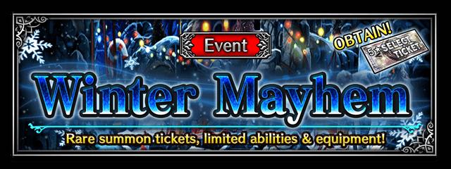 Winter Mayhem