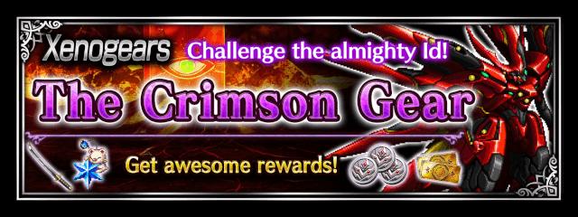 The Crimson Gear