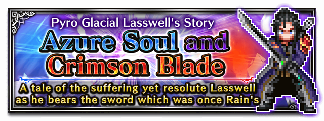 Azure Soul and Crimson Blade