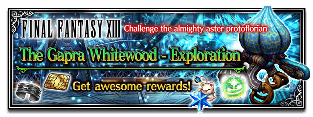 The Gapra Whitewood - Exploration - Final Fantasy Brave Exvius Wiki