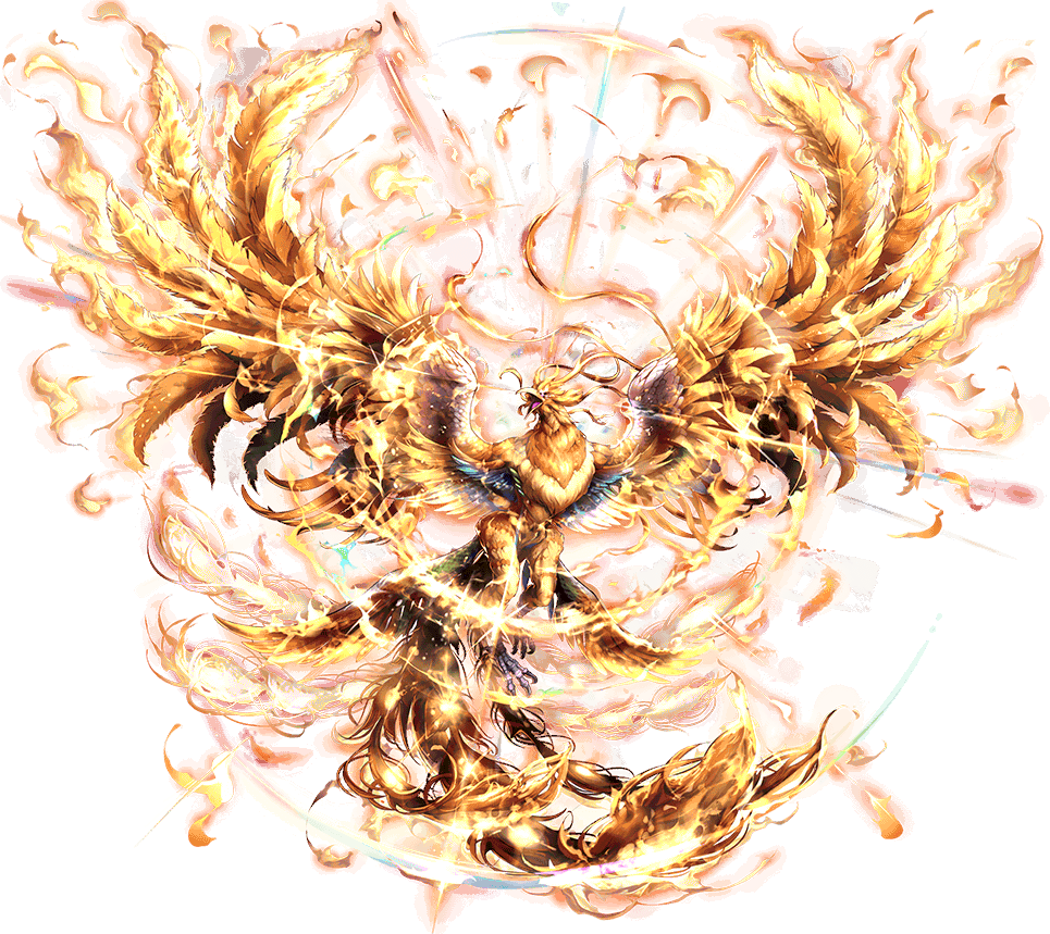 Artwork of Phoenix