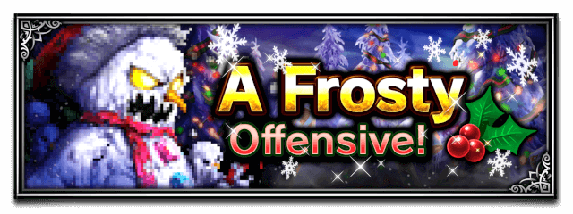A Frosty Offensive