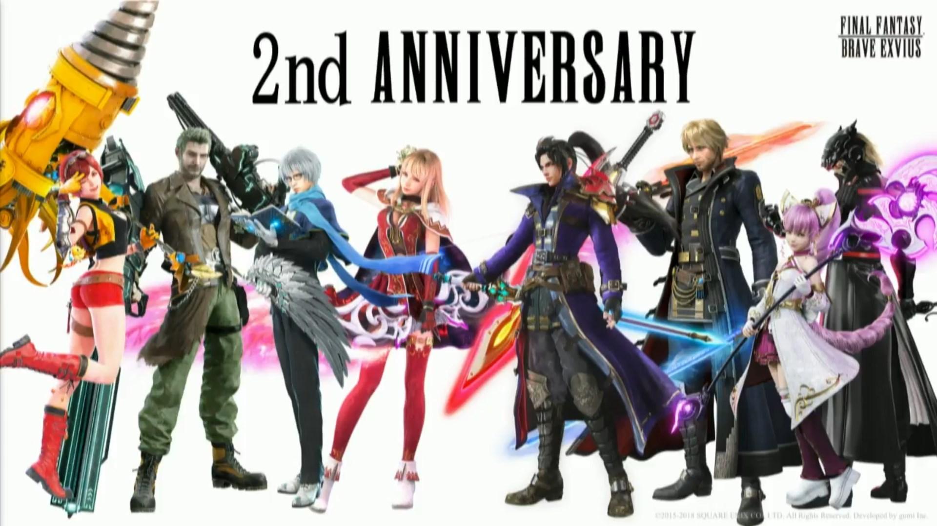 2nd Year Anniversary