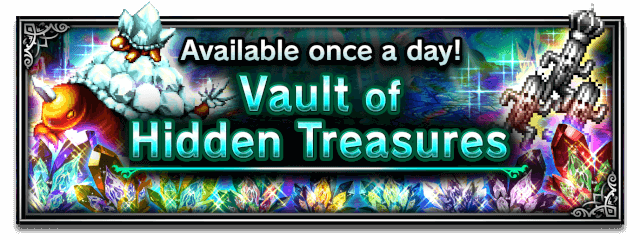 Vault of Hidden Treasures