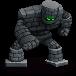 Malicious Stone Golem