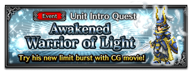 Awakened Warrior of Light