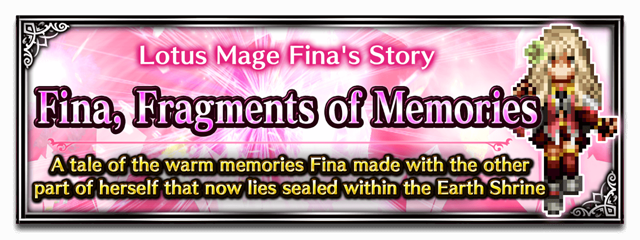 Fina, Fragments of Memories
